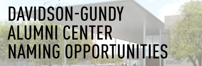 Alumni Center Naming Opportunities