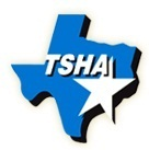 Logo of the Texas Speech-Language-Hearing Association (TSHA)