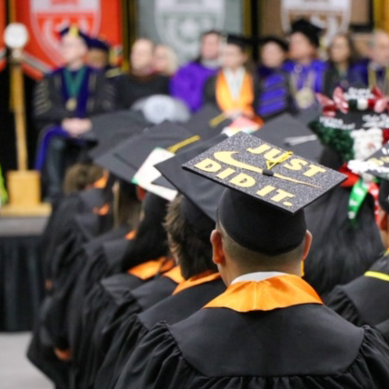 Photo Gallery Fall 2019 Commencement